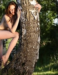 Petite Teen Loves To Get Naked And Free On The Lap Of Nature Where She Can Embrace Her Emotions And