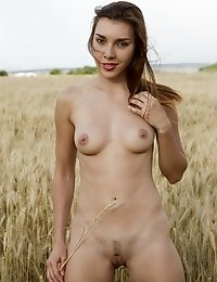 There Is Nothing Better Than Seeing A Hot Babe Take Off Her Clothes In The Nature So You Could Enjoy