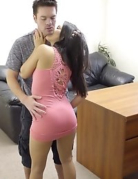 there are asian fucking her pussy with big dildo this remarkable idea