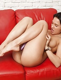 Special toy sex therapy of one anorgasmia