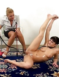 Bdsm sport bitch working extremely hard