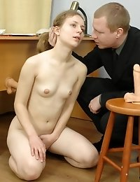 Candidate toy-fucked till a confusing intense orgasm