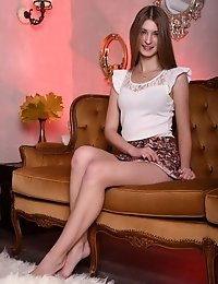 Letting Madness Run Wild Through Her Amazing Set To Make That Flawless Teen Pussy Shine In Its Brigh