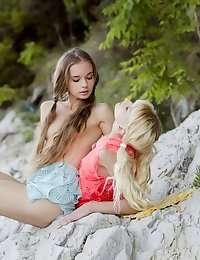 Sweet Teen Lesbians Give Some Of Their Burning Love In The Form Of A Few Dirty, Pussy Pleasing Deeds